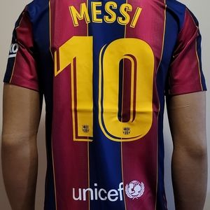 Official Barcelona Jersey, Home, 2020/2021
